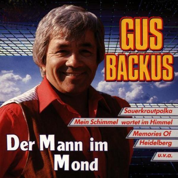 Gus Backus Der mann im Mond