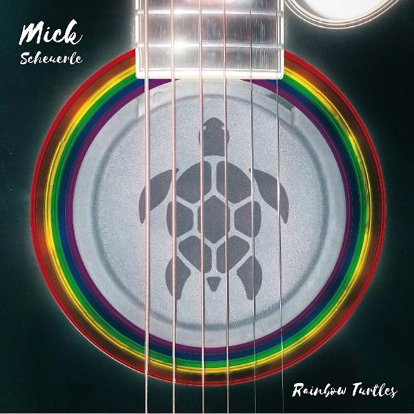Rainbow Turtles Album Cover klein